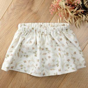 petitloir jupe fleurs sechees clair